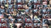 Merciless Strapon Mistresses Team (Full) - Mistress Kawa, Lady Fabiola Fatale